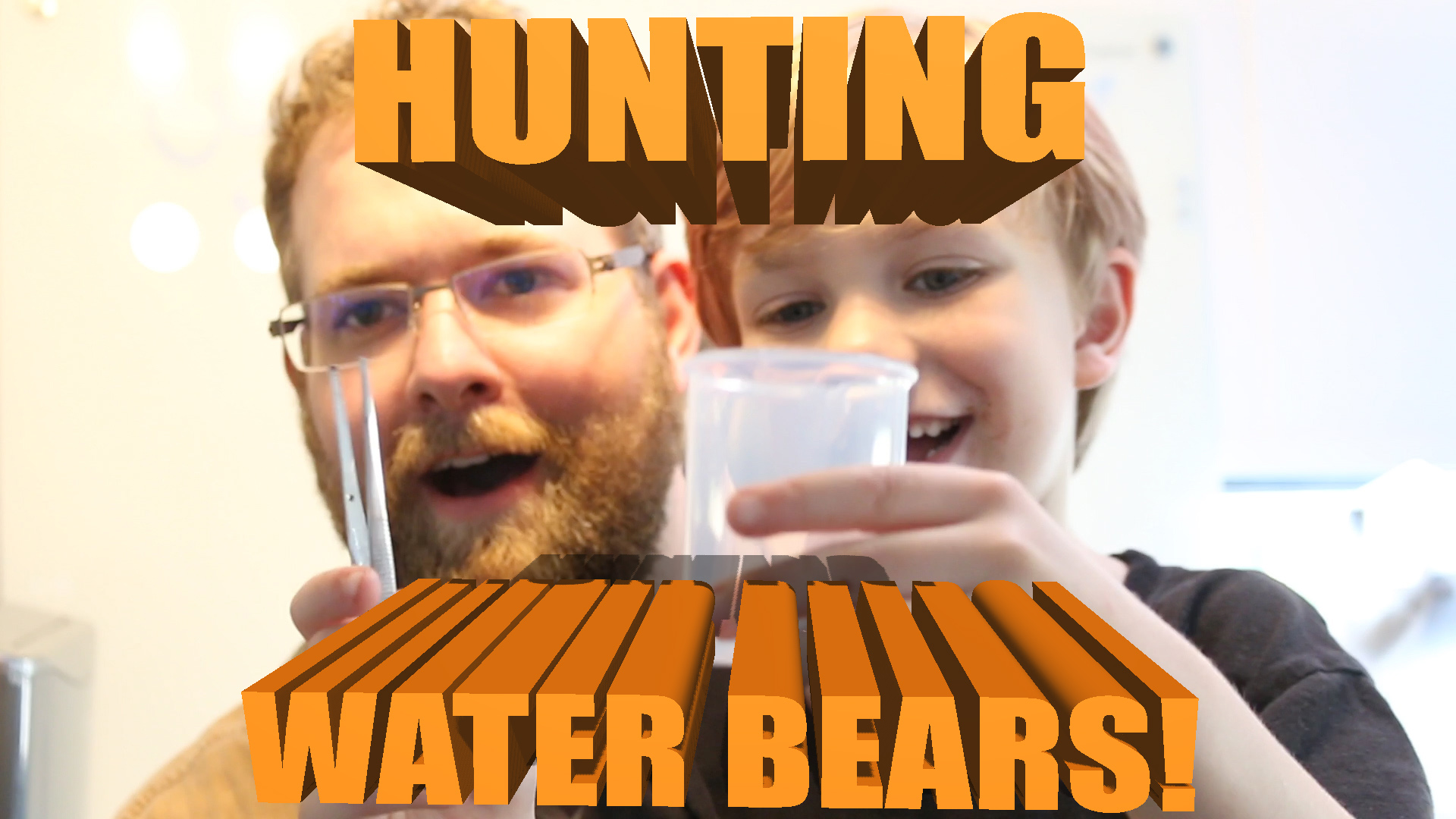 SCIENCE with BEARS! Water Bear Hunting preview
