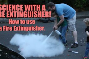 Science with Fire Safety! Using a Fire Extinguisher feature image