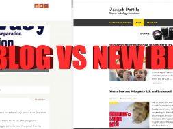 old blog vs new blog